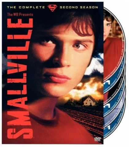 Bestselling Movies (2006) - Smallville - The Complete Second Season