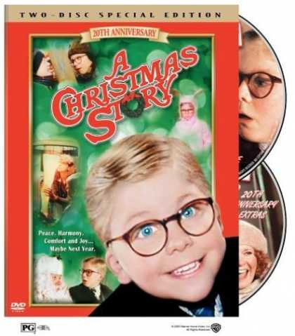 Bestselling Movies (2006) - A Christmas Story (Widescreen Two-Disc Special Edition)