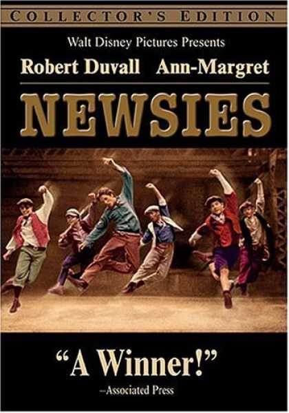 Bestselling Movies (2006) - Newsies (Collector's Edition) by Kenny Ortega
