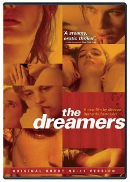 Bestselling Movies (2006) - The Dreamers (Original Uncut NC-17 Version)