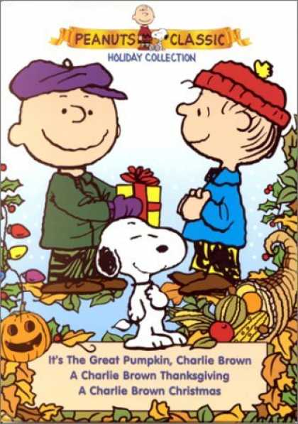 Bestselling Movies (2006) - Peanuts Holiday Collection (A Charlie Brown Christmas/A Charlie Brown Thanksgivi