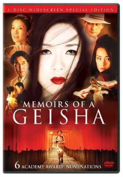 Bestselling Movies (2006) - Memoirs of a Geisha (Widescreen 2-Disc Special Edition) by Rob Marshall