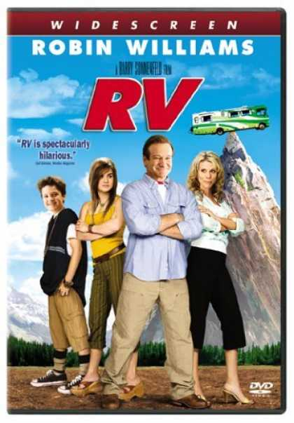 Bestselling Movies (2006) - RV (Widescreen Edition)