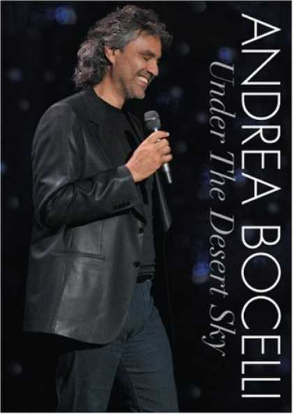 Bestselling Movies (2006) - Andrea Bocelli - Under the Desert Sky [CD Included]