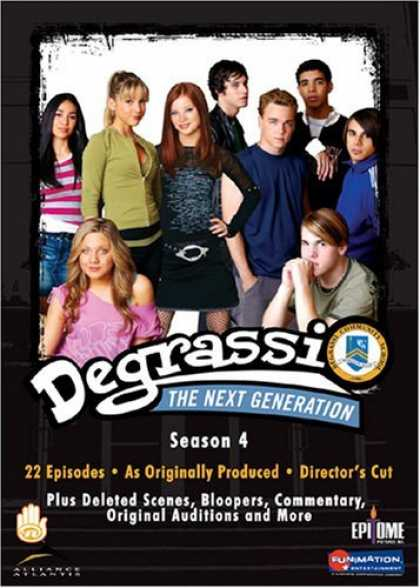 Bestselling Movies (2006) - Degrassi The Next Generation - Season 4 by Philip Earnshaw