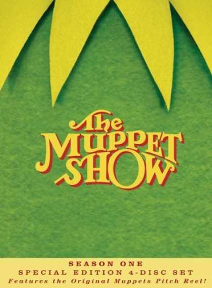 Bestselling Movies (2006) - The Muppet Show - Season One (Special Edition) by Philip Casson