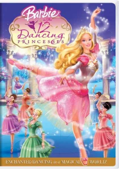 Bestselling Movies (2006) - Barbie in the 12 Dancing Princesses