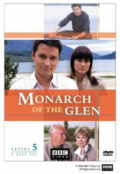 Bestselling Movies (2006) - Monarch of the Glen - Series Five