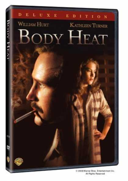 Bestselling Movies (2006) - Body Heat (Deluxe Edition) by Lawrence Kasdan