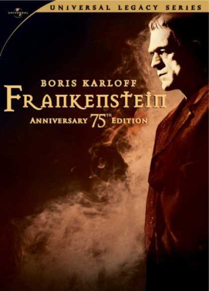 Bestselling Movies (2006) - Frankenstein (75th Anniversary Edition) (1931) by James Whale
