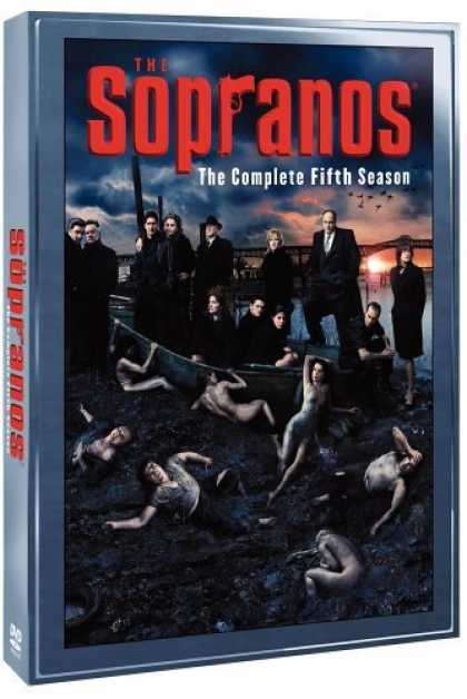Bestselling Movies (2006) - The Sopranos - The Complete Fifth Season