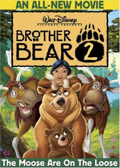 Bestselling Movies (2006) - Brother Bear 2 by Ben Gluck
