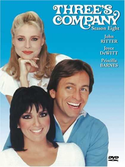 Bestselling Movies (2006) - Three's Company - Season Eight by Don Nicholl