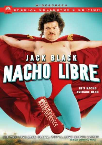 Bestselling Movies (2006) - Nacho Libre (Widescreen Special Collector's Edition) by Jared Hess