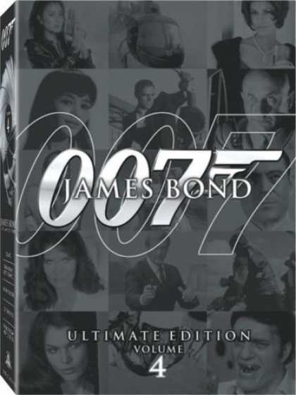Bestselling Movies (2006) - James Bond Ultimate Edition Vol. 4 (Dr. No / You Only Live Twice / Octopussy / T