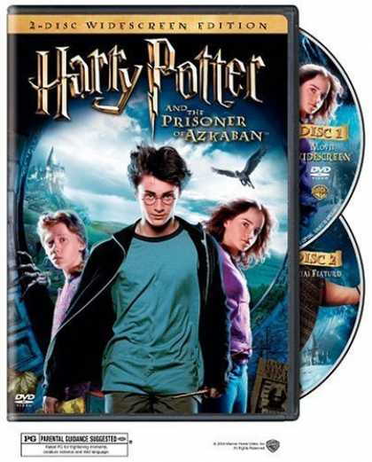 Bestselling Movies (2006) - Harry Potter and the Prisoner of Azkaban (Widescreen Edition) (Harry Potter 3) b