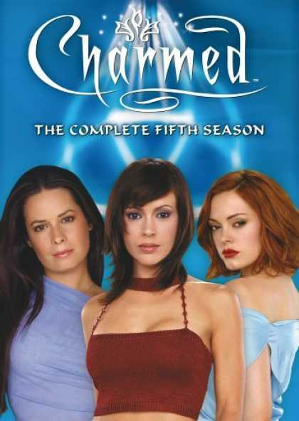 Bestselling Movies (2006) - Charmed - The Complete Fifth Season