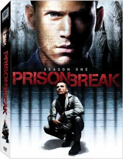 Bestselling Movies (2006) - Prison Break - Season One