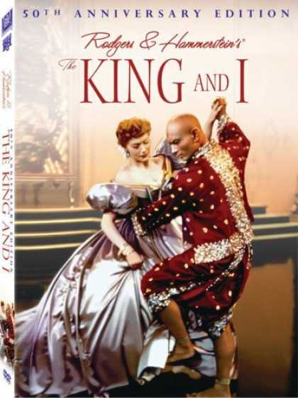 Bestselling Movies (2006) - The King and I (50th Anniversary Edition) by Walter Lang