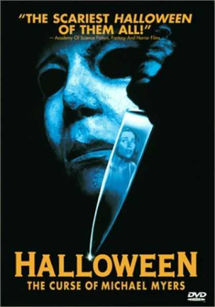 Bestselling Movies (2006) - Halloween - The Curse of Michael Myers by Joe Chappelle