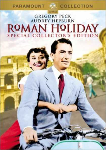 Bestselling Movies (2006) - Roman Holiday (Special Collector's Edition) by William Wyler