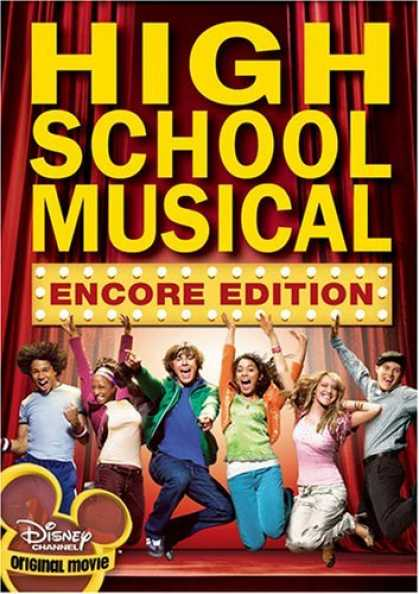 Bestselling Movies (2006) - High School Musical by Kenny Ortega