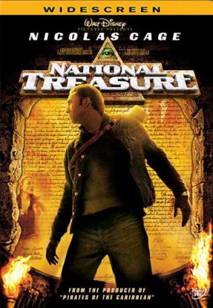 Bestselling Movies (2006) - National Treasure (Widescreen Edition) by Jon Turteltaub