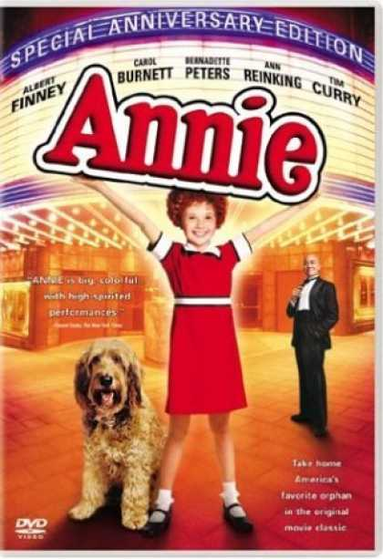 Bestselling Movies (2006) - Annie (Special Anniversary Edition) by John Huston