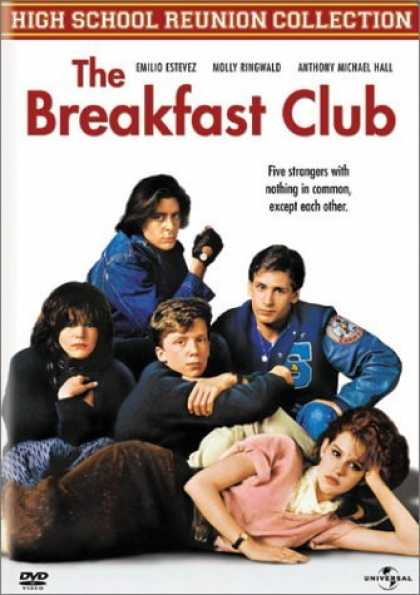 Bestselling Movies (2006) - The Breakfast Club (High School Reunion Collection)