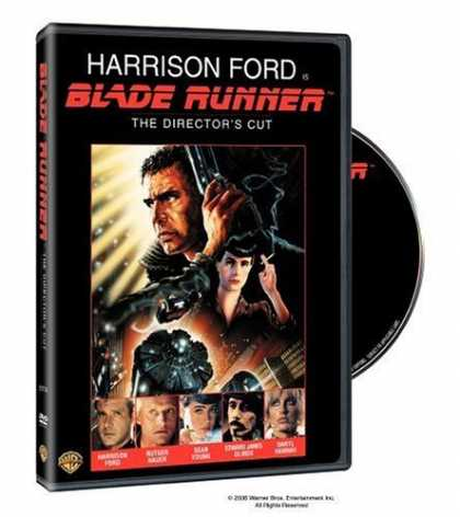 Bestselling Movies (2006) - Blade Runner - The Director's Cut (Remastered Limited Edition) by Ridley Scott