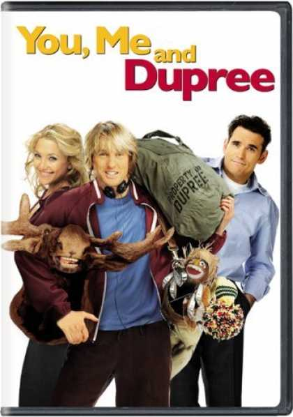 Bestselling Movies (2006) - You, Me and Dupree (Widescreen Edition) by Anthony Russo (II)