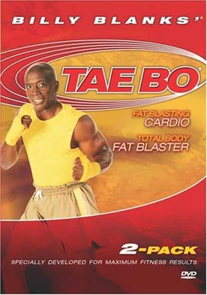 Bestselling Movies (2006) - Billy Blanks' Tae Bo: Fat Blasting Cardio & Total Body Fat Blaster