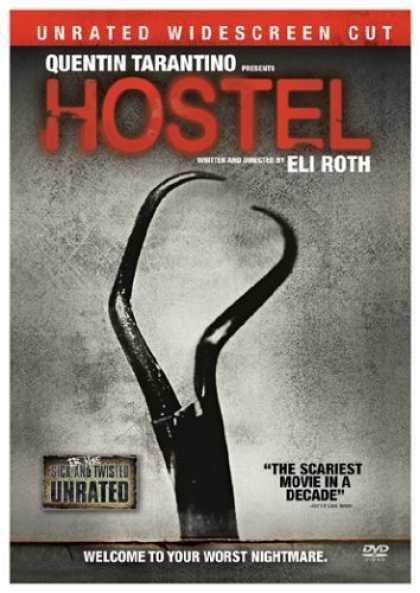 Bestselling Movies (2006) - Hostel (Unrated Widescreen Edition)