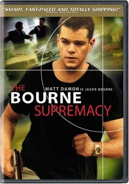 Bestselling Movies (2006) - The Bourne Supremacy (Widescreen Edition) by Paul Greengrass