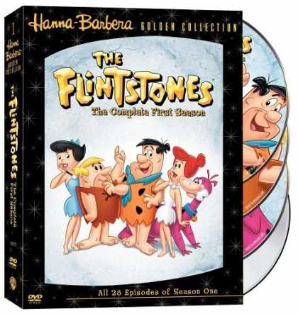 Bestselling Movies (2006) - The Flintstones - The Complete First Season by Charles A. Nichols