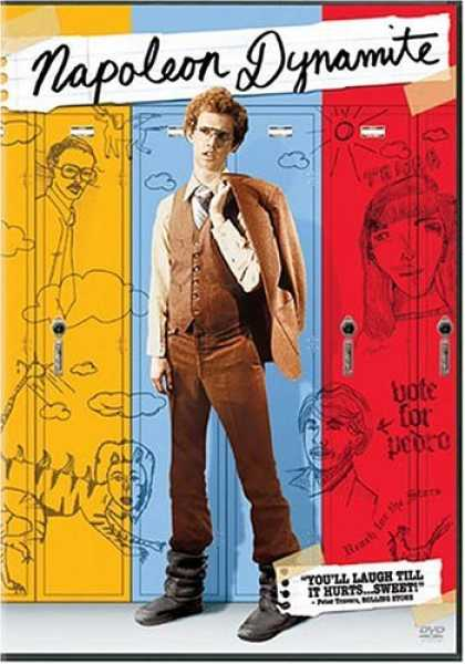 Bestselling Movies (2006) - Napoleon Dynamite by Jared Hess