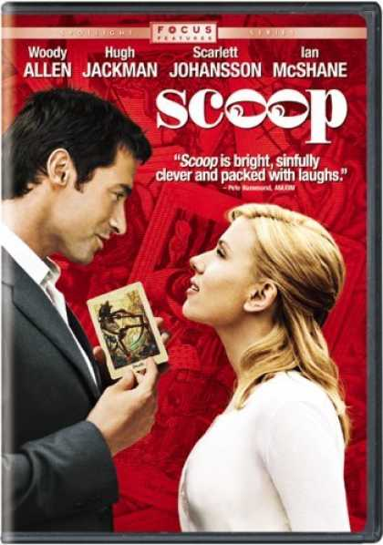 Bestselling Movies (2006) - Scoop (Widescreen Edition)