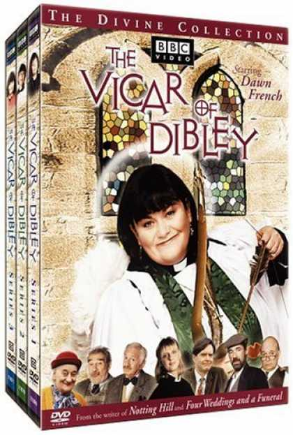 Bestselling Movies (2006) - The Vicar of Dibley - The Divine Collection by Martin Dennis