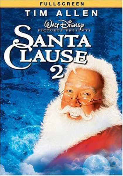 Bestselling Movies (2006) - The Santa Clause 2 - The Mrs. Clause (Full Screen Edition) by Michael Lembeck