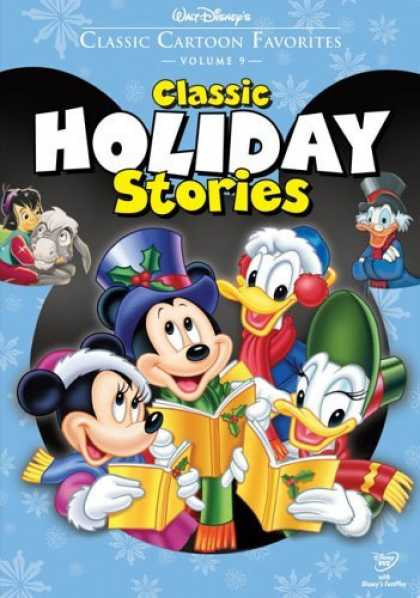 Bestselling Movies (2006) - Classic Cartoon Favorites, Vol. 9 - Classic Holiday Stories (The Small One/Pluto