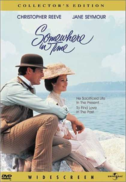 Bestselling Movies (2006) - Somewhere in Time (Collector's Edition) by Jeannot Szwarc