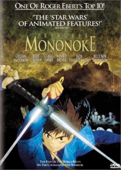Bestselling Movies (2006) - Princess Mononoke