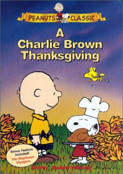 Bestselling Movies (2006) - A Charlie Brown Thanksgiving