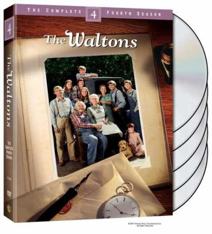 Bestselling Movies (2006) - Waltons: Complete Fourth Season (5pc) (Std) by Harry Harris