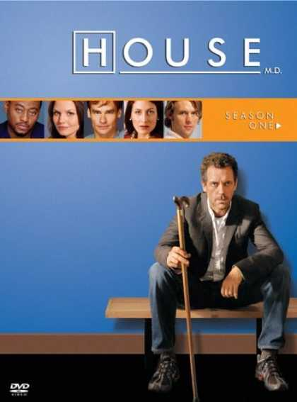 Bestselling Movies (2006) - House, M.D. - Season One
