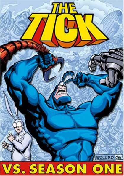 Bestselling Movies (2006) - The Tick Vs. Season One by Henry Tucker