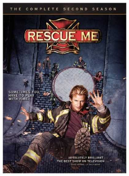 Bestselling Movies (2006) - Rescue Me - The Complete Second Season