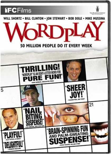Bestselling Movies (2006) - Wordplay by Patrick Creadon