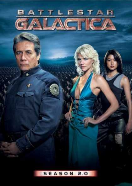 Bestselling Movies (2006) - Battlestar Galactica - Season 2.0 (Episodes 1-10)