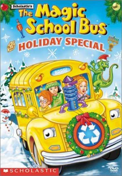 Bestselling Movies (2006) - The Magic School Bus - Holiday Special by Larry Jacobs